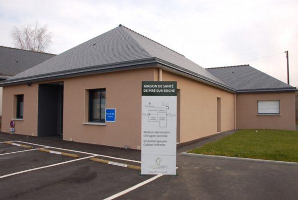 Maison de santé Piré-sur-Seiche