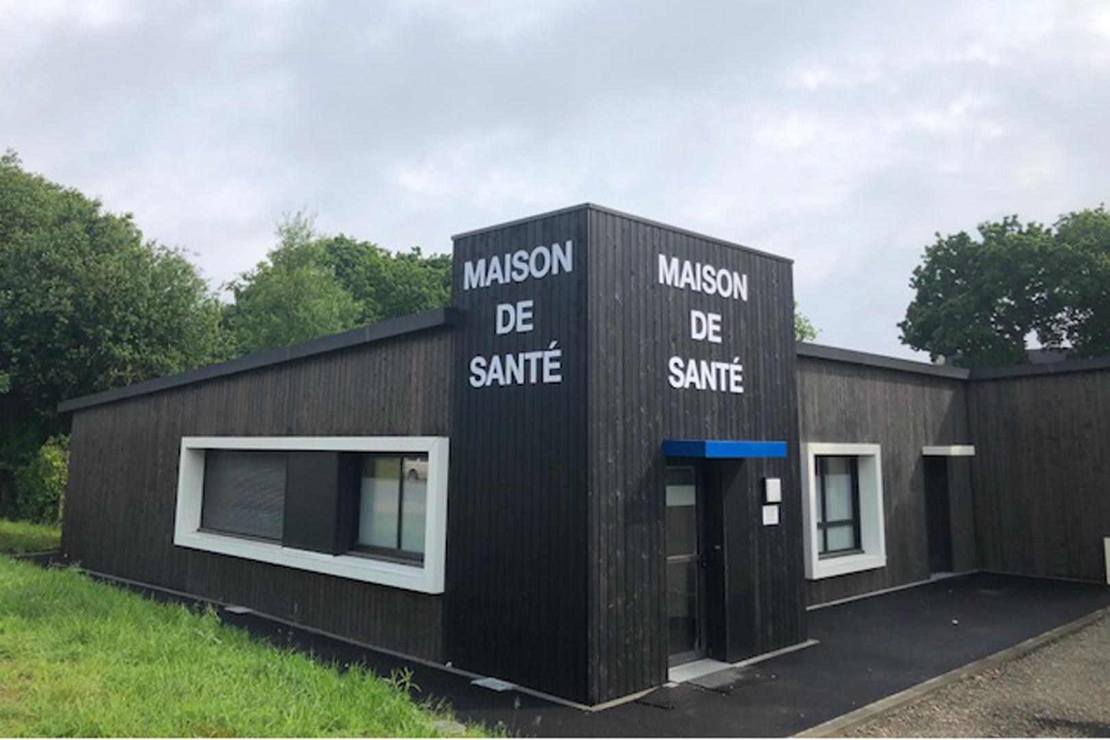 Office Santé mandaté par la commune de Pleumeur Bodou (22)