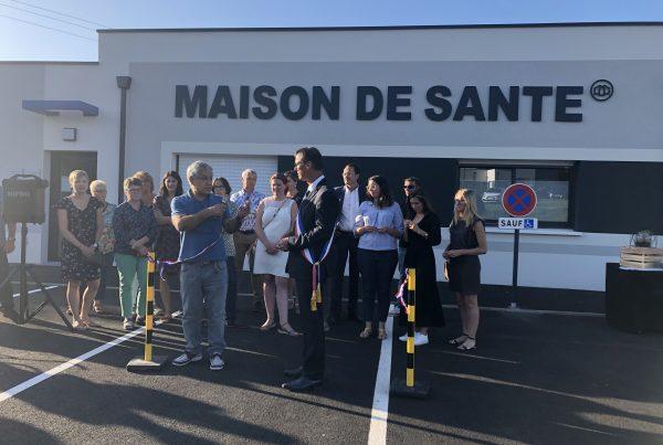 Discours d'inauguration à Bourg-des-Comptes