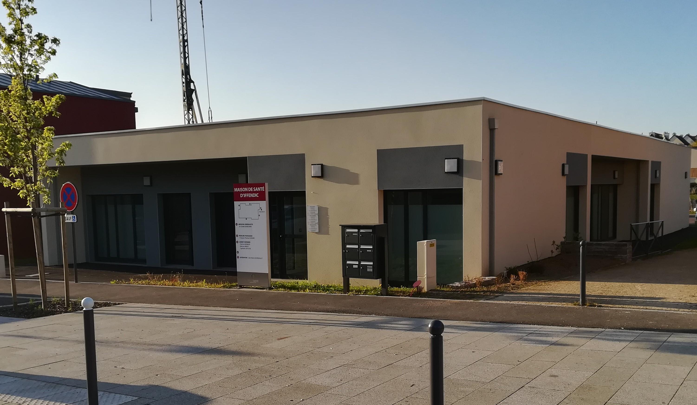 La maison de santé Office Santé d'Iffendic est livrée !