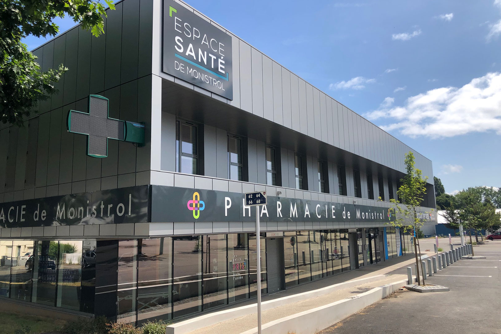 Le journal Le Figaro annonce les 10M€ investis par Office Santé Investissements
