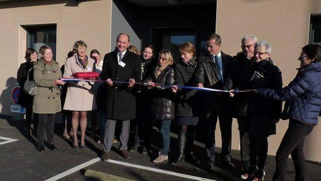 Inauguration à Piré-sur-Seiche