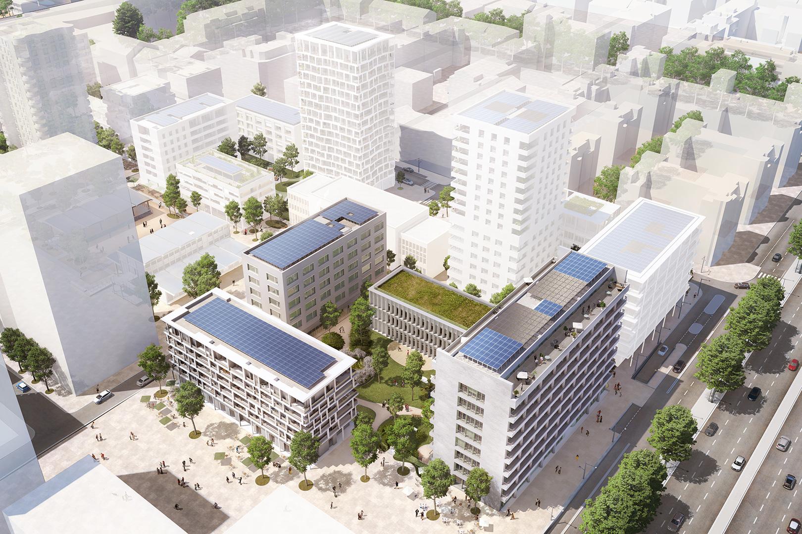 Assistez au Live du 14 janvier «Lyon Confluence : santé et aménagement urbain»
