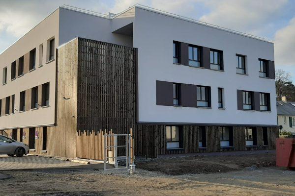 Maison de Santé de Liffré - Extérieur
