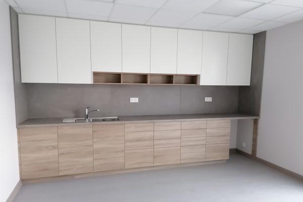 Installation des équipements et du mobilier [Novembre à Décembre 2020]