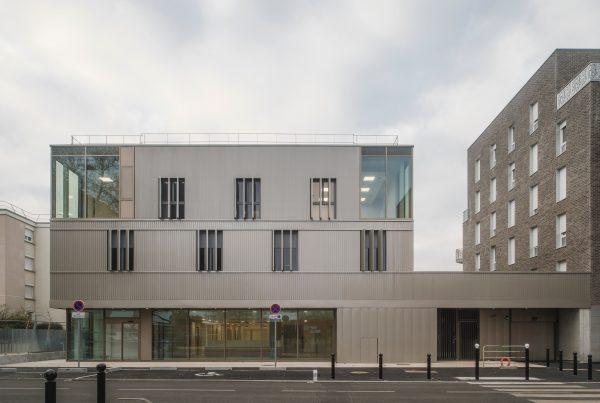 Centre Municipal de Santé à Orly