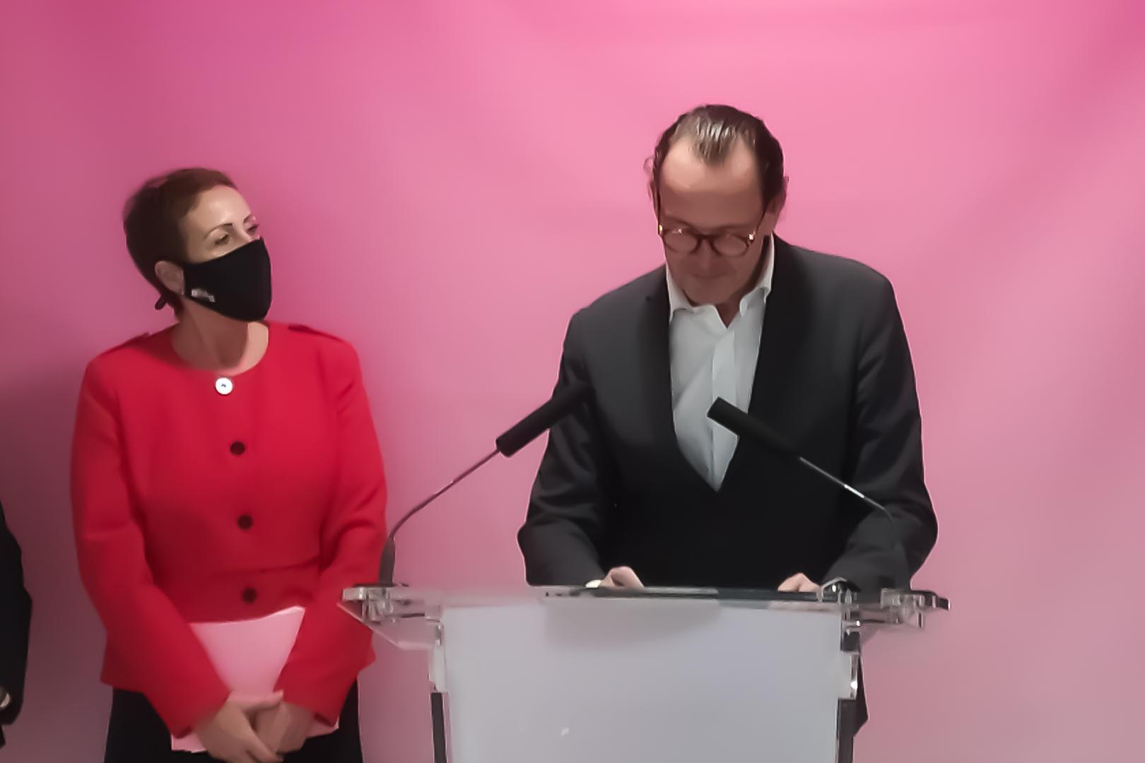 Inauguration Gisèle_Halimi