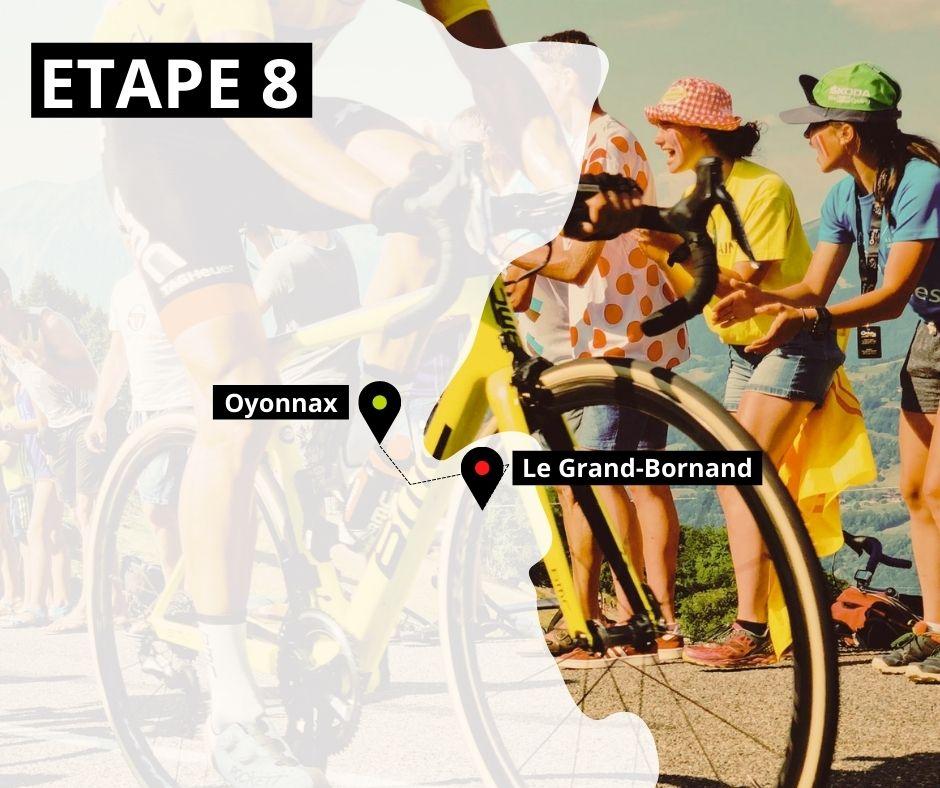 Etape 8 Tour de France
