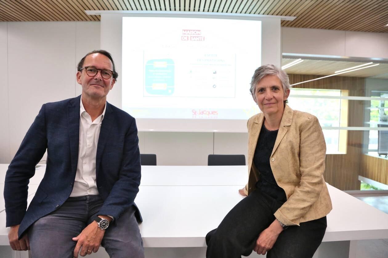 Un projet de maison de santé qui se concrétise à Saint-Jacques-de-la-Lande